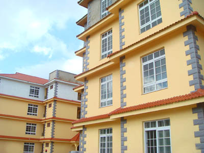 3 br Noor apartment for sale in Nyali just near Cinemax Complex
