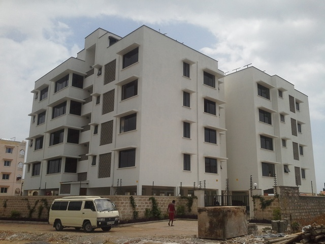 2br newly built apartment for sale in Nyali