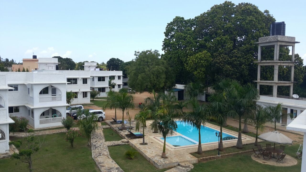 2 br unfurnished apartment in Mtwapa