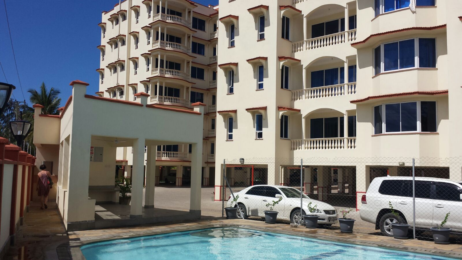 2 br apartment for rent in Nyali, near Naivas & City Mall