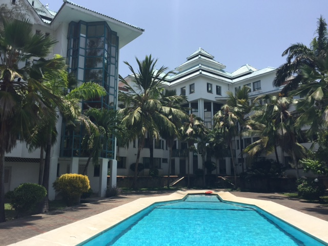 3br beach apartment for sale in Nyali near City Mall (Sunaf Apartment)
