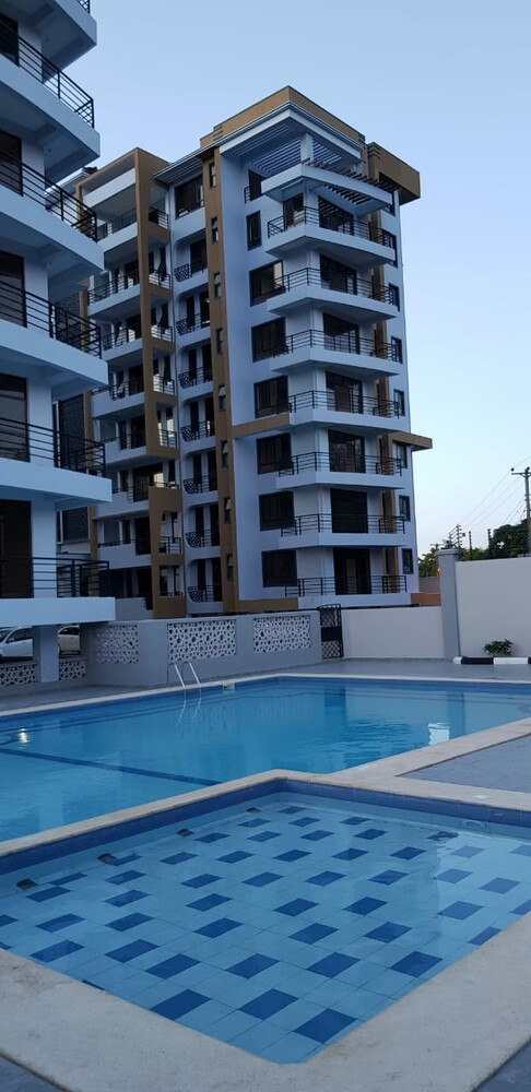 3br apartment with sq avilable for sale in Nyali