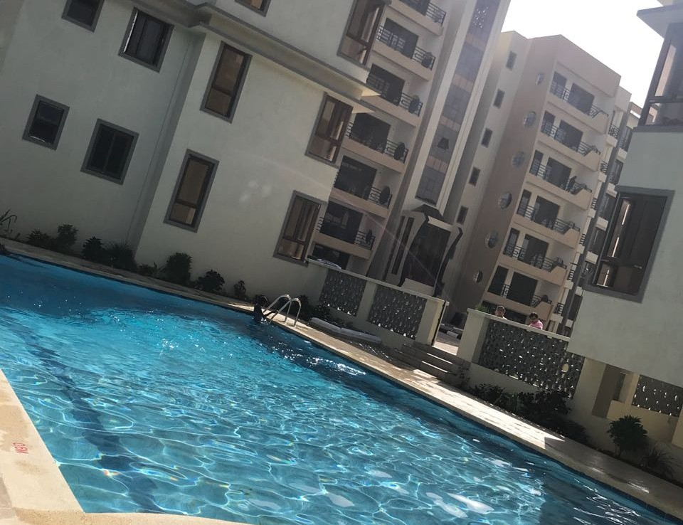 3 br apartment for rent in Nyali (Acacia Apartments)