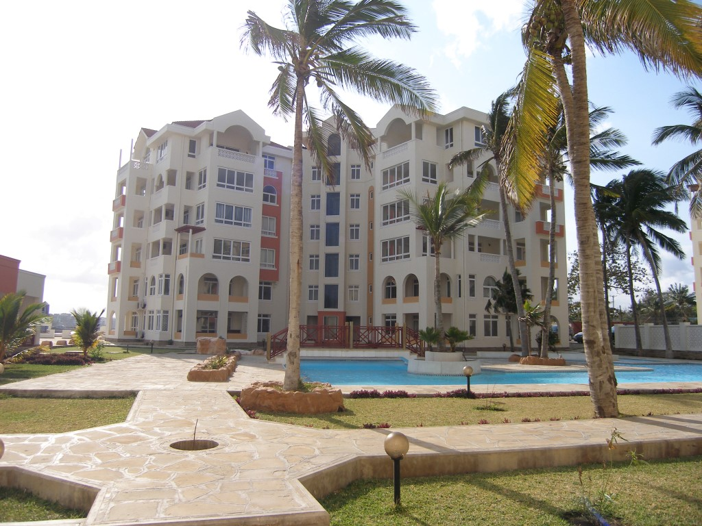 3br Royal Beach Apartment For Rent In Nyali, English Point area