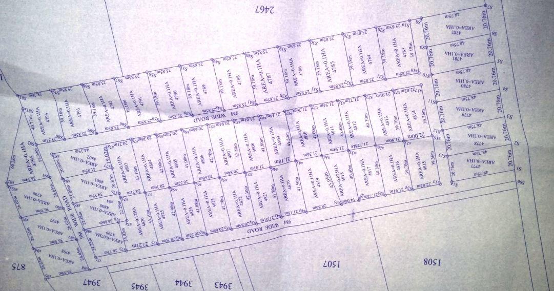 1/4 acre plots of land for sale behind pwani oil in Kikambala