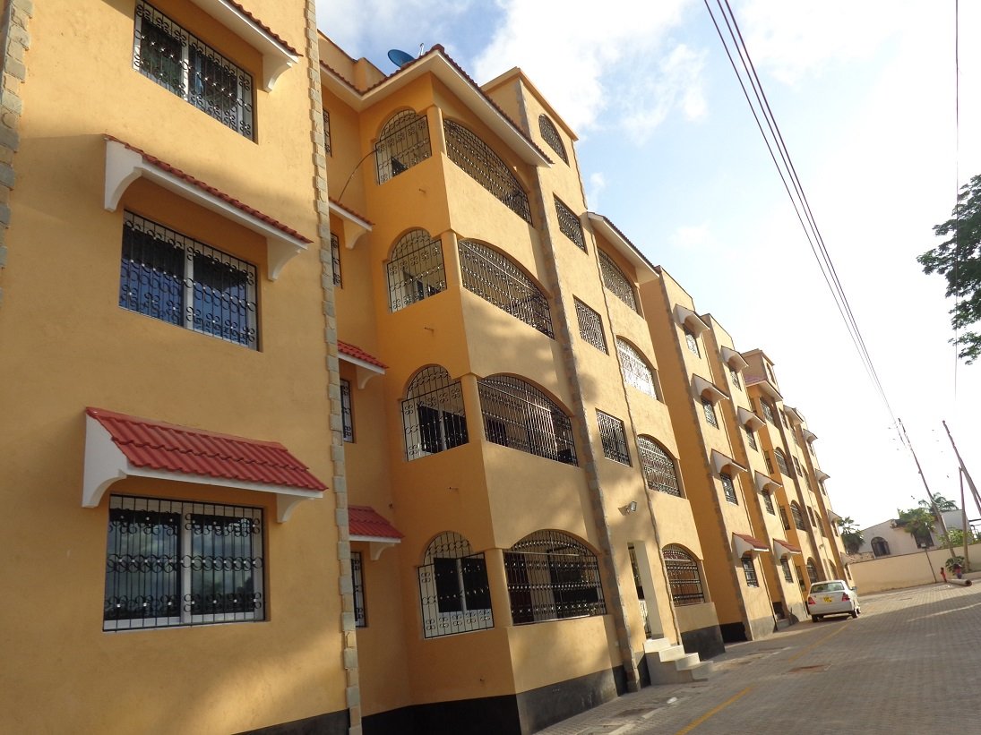 3br spacious master en-suite apartments for rent in Nyali (Alnish Apartments)