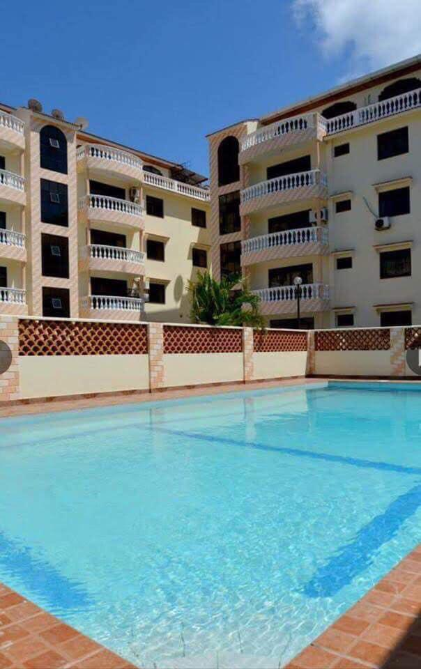 3 br furnished apartment for long term rent in Kizingo