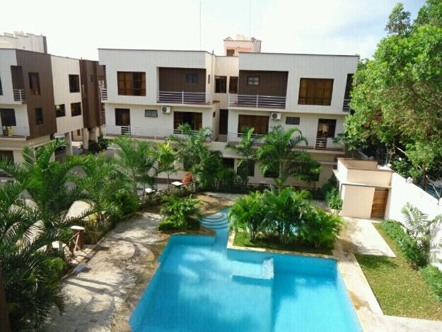Luxurious 4br duplex with pool to let in Nyali-Mombasa