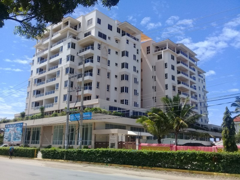 3br high-end Palm Breeze apartment for rent in Nyali-Mombasa