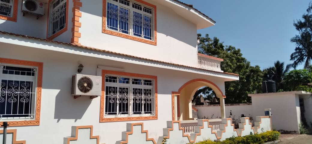5 BEDROOM SEMI FURNISHED HOUSE FOR RENT IN NYALI