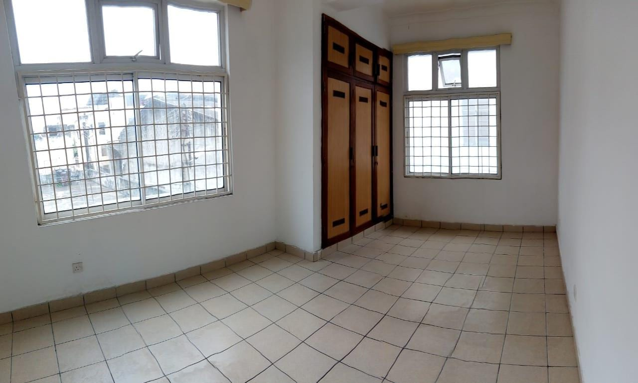 3br refurbished apartment for rent in Kizingo-Mombasa (Fort Mansion)