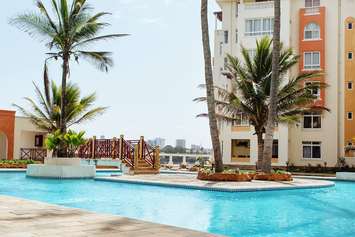 3 Bedroom Beach Apartments For Sale in Nyali