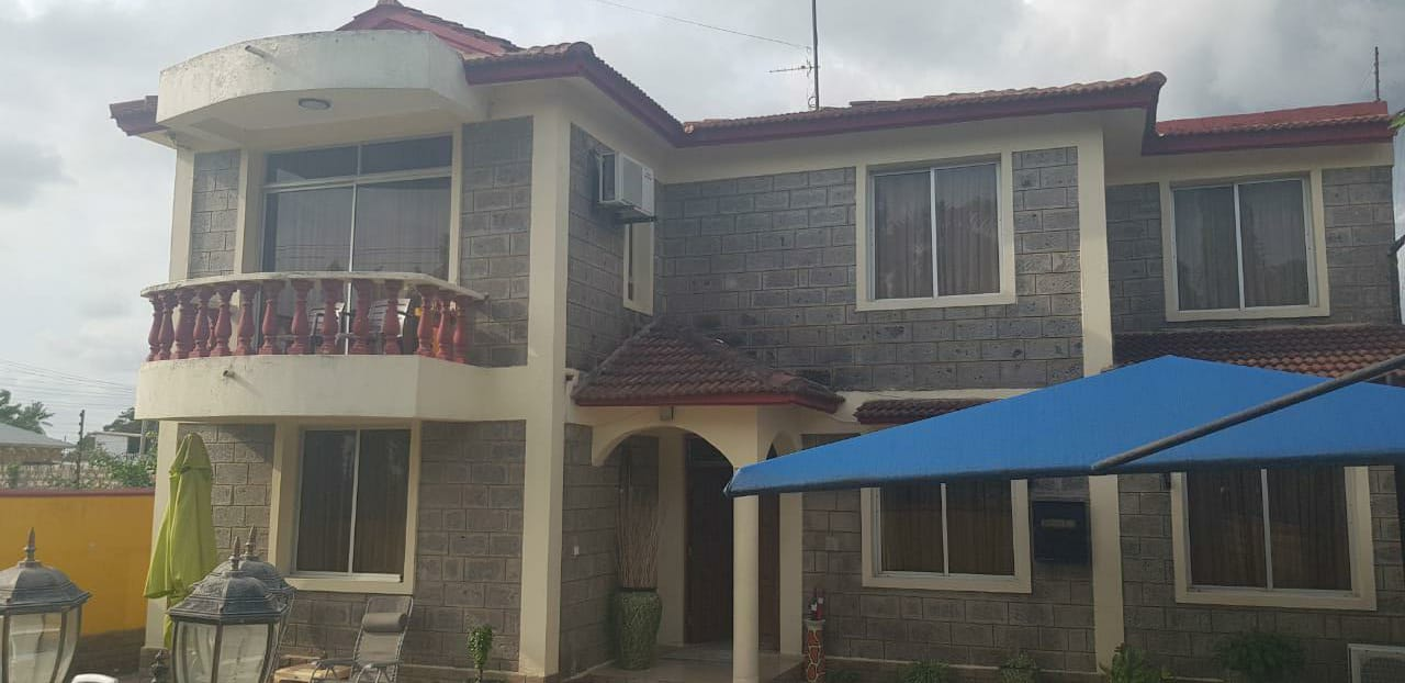 5 BEDROOM HOUSE FOR SALE IN BAMBURI