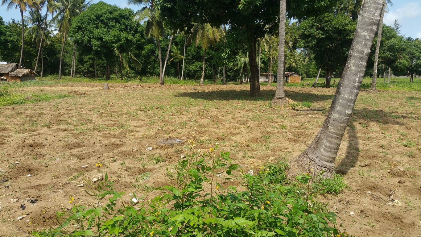 1 acre for sale in Utange