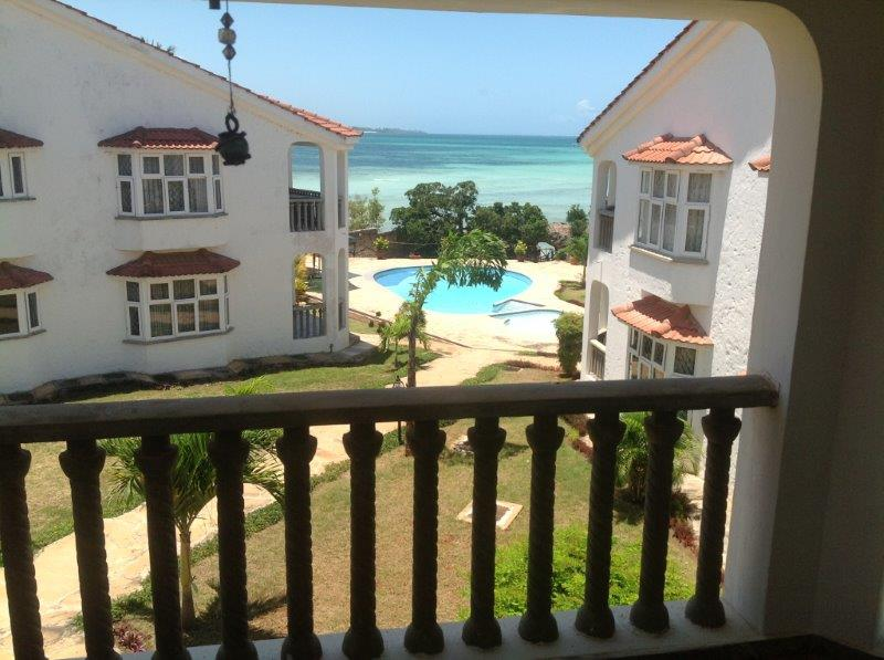 3br beach apartment for sale in Nyali, Coral Cove