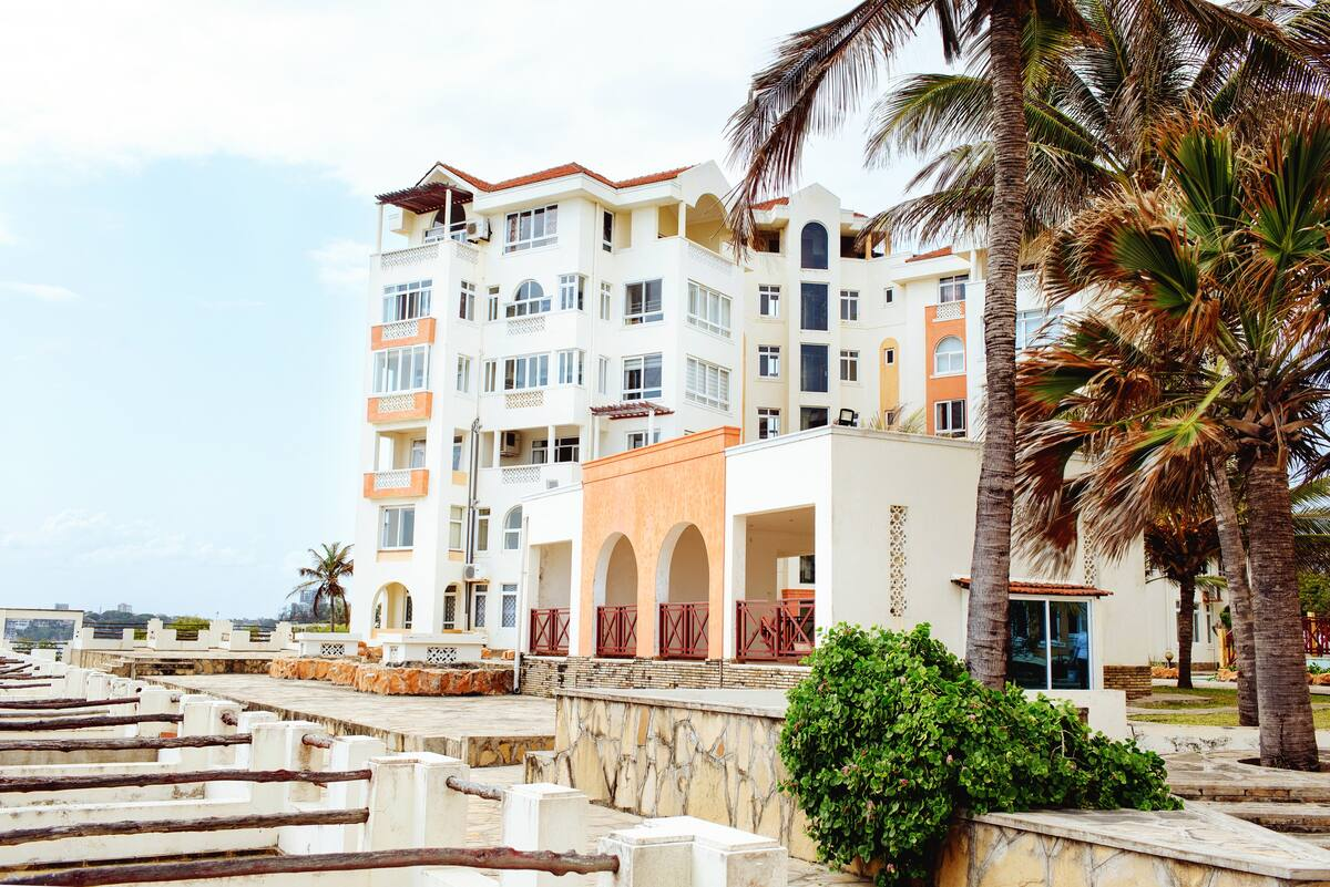 3 br Sea View Apartment For Rent In Nyali