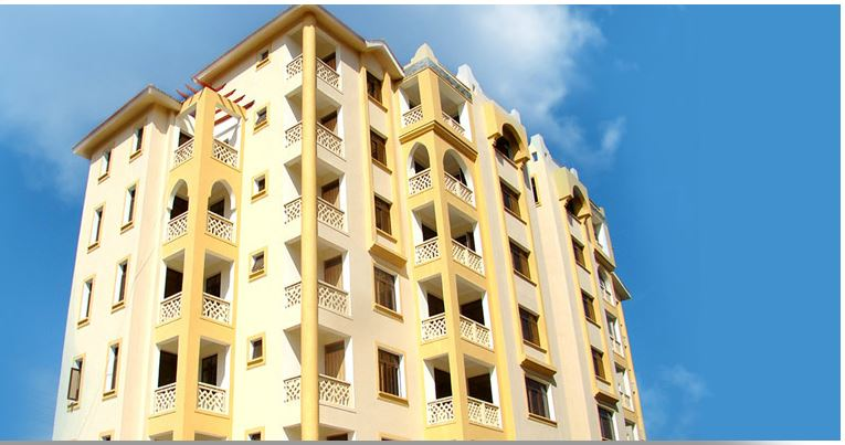 3 br oceanview apartments for sale in Shanzu