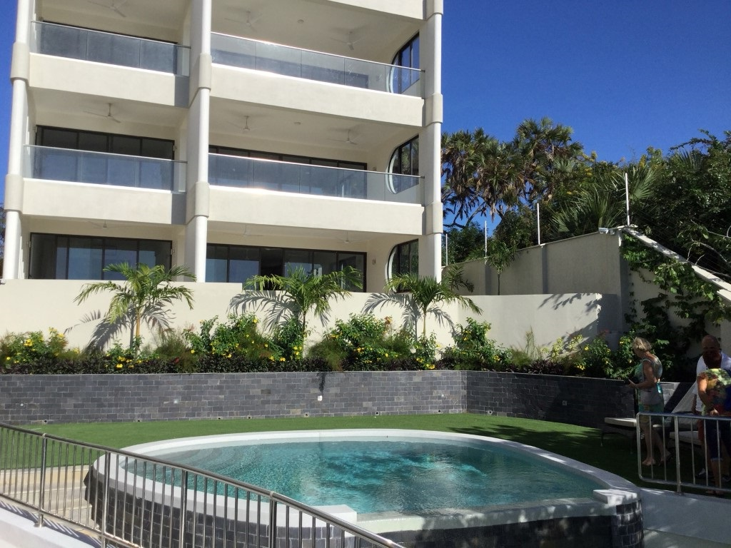 3 br FURNISHED apartments for Rent in waterfront complex in Nyali