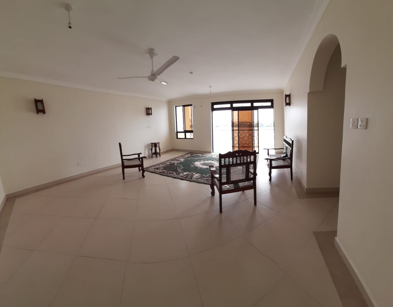 Spectacular sea view 3 to 4 bedrooms apartment furnished-unfurnished available in Mombasa