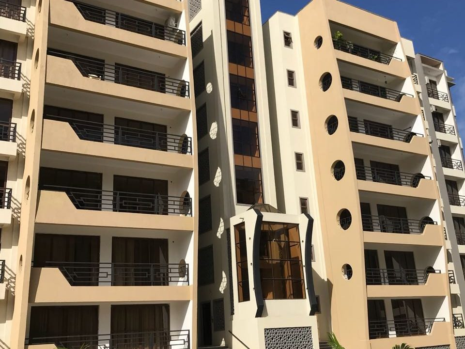 3 bedroom newly built apartment for sale in Nyali
