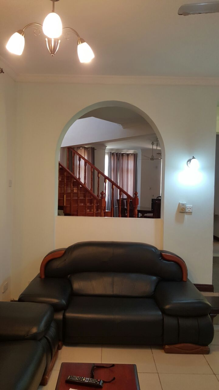 4br all ensuite fully furnished double storey house for rent in Nyali