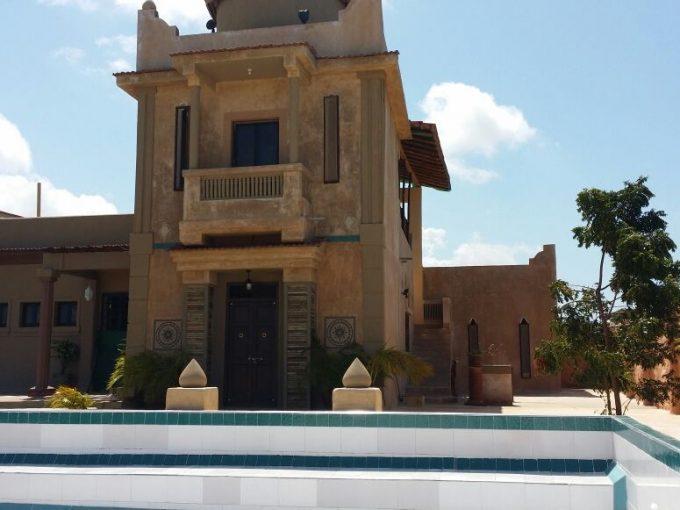 3 br Moroccan style house for rent in Kanamai/Kikambala