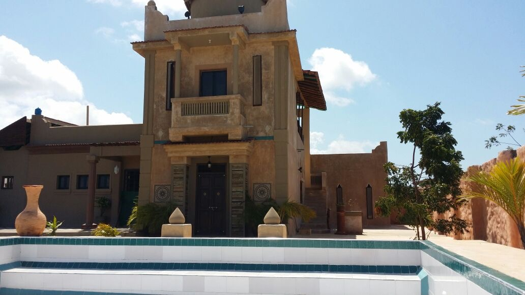 3 br Moroccan style house for sale in Kanamai/Kikambala
