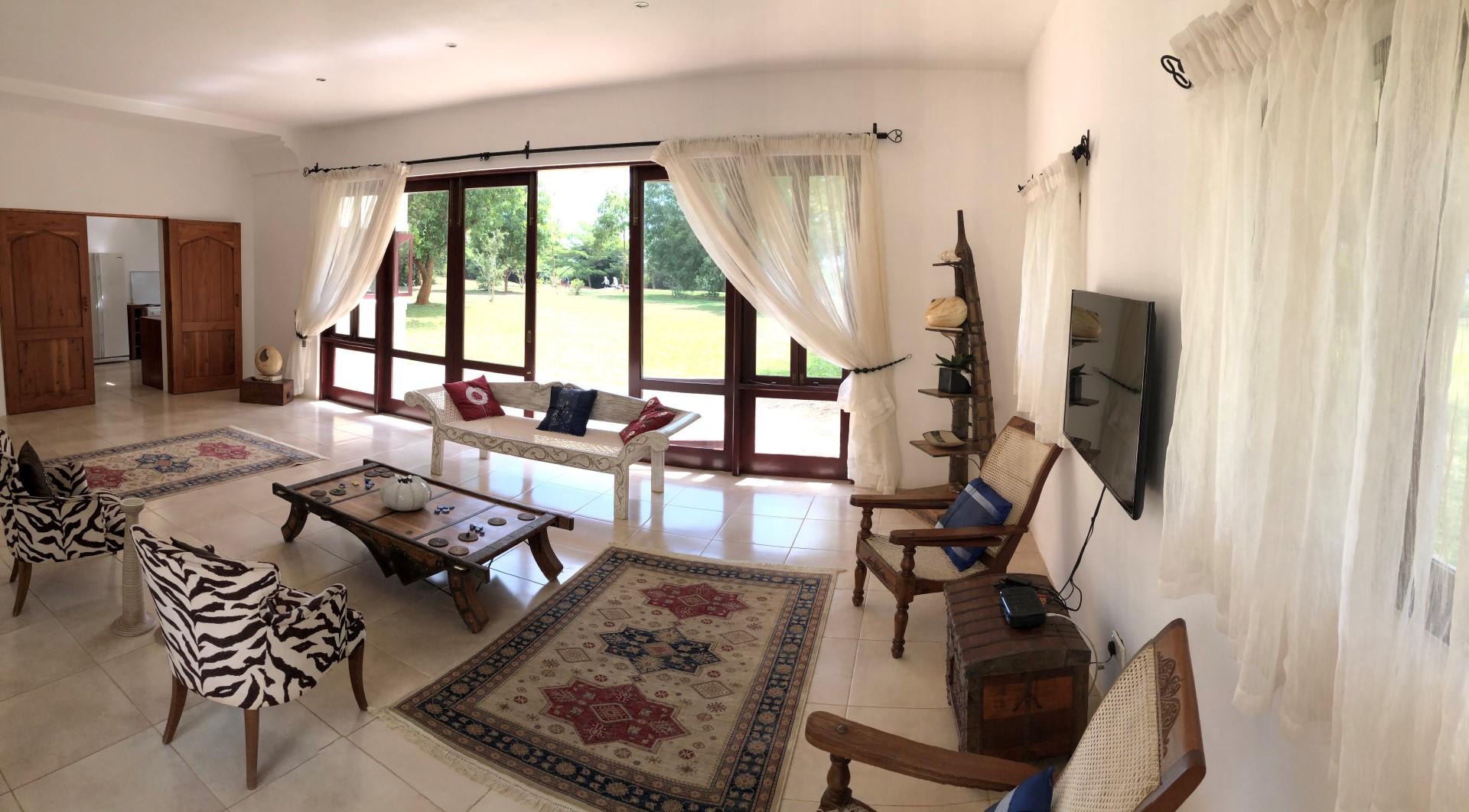 3br villa for rent at Vipingo Ridge