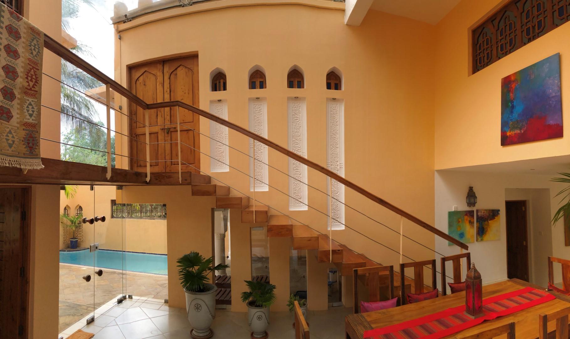 3br charming oriental villa for sale at Vipingo Ridge