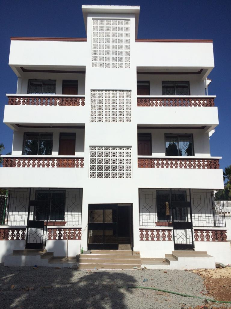 2br Very Spacious Apartments with 3 balconies in Nyali.
