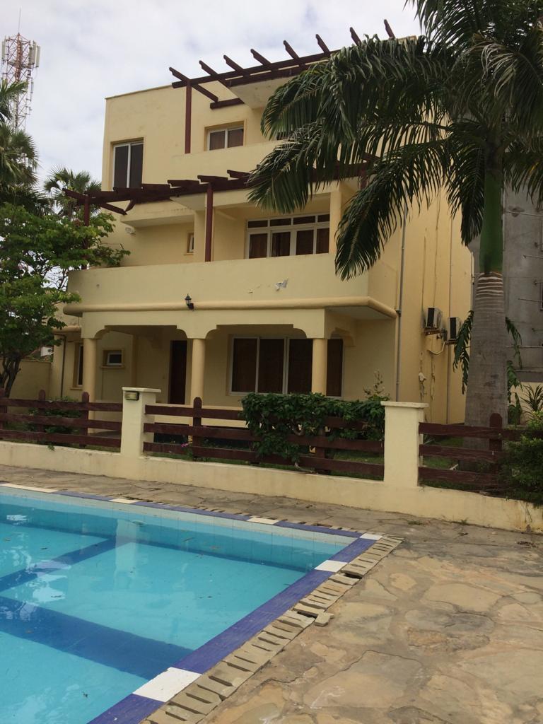 5 Bedroom Villa For Rent in Nyali