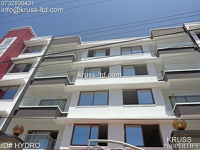 3br executive apartment for rent in Nyali- H2O Hydro