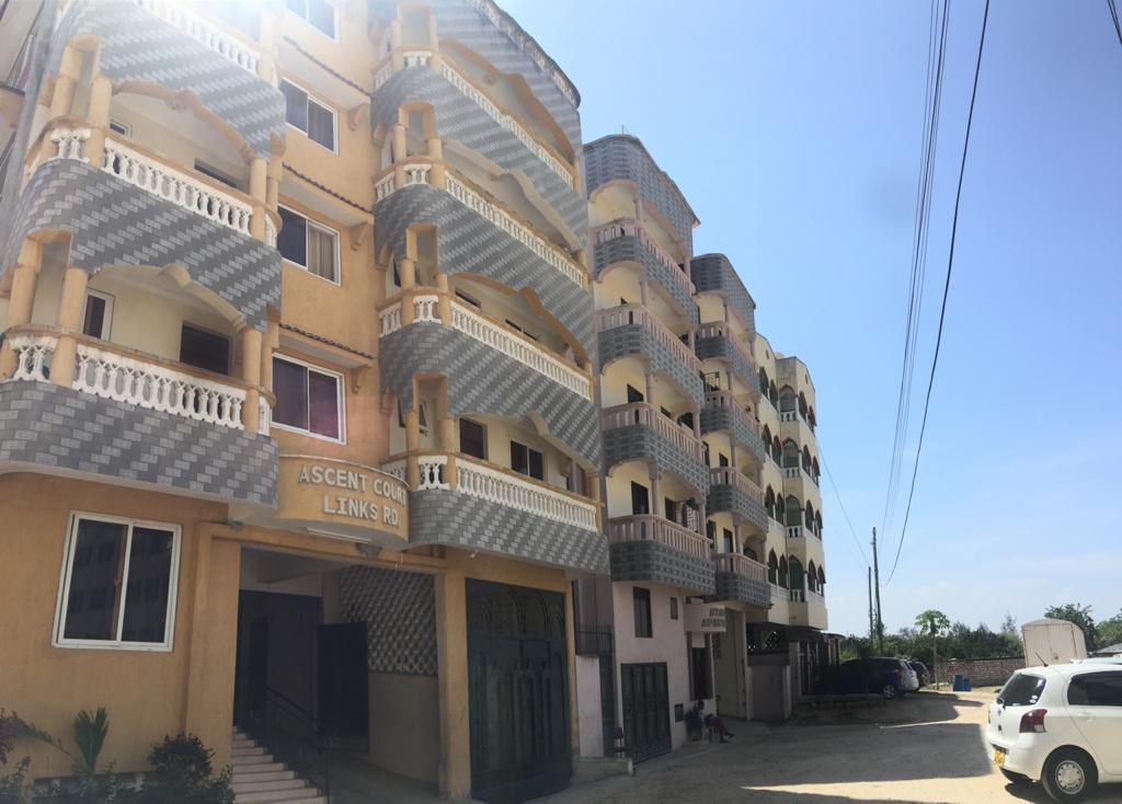 3br Startup apartment for rent in Nyali- Links Plaza