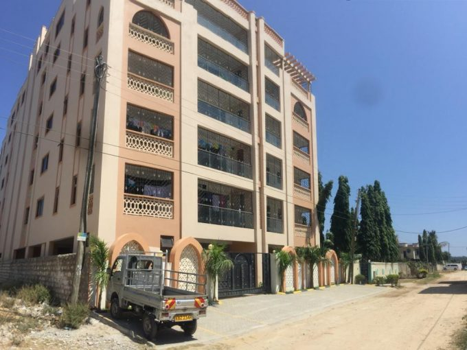 3br unfurnished apartment for rent in Nyali- Njera Apartments