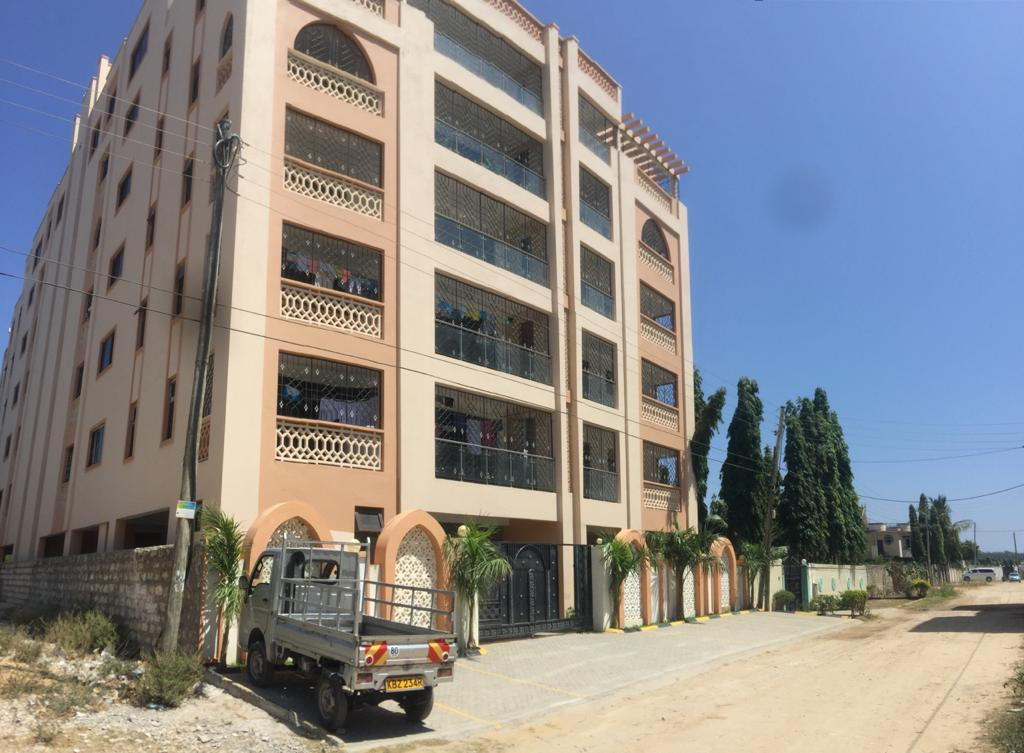 2br unfurnished apartment for rent in Nyali- Njera Apartments