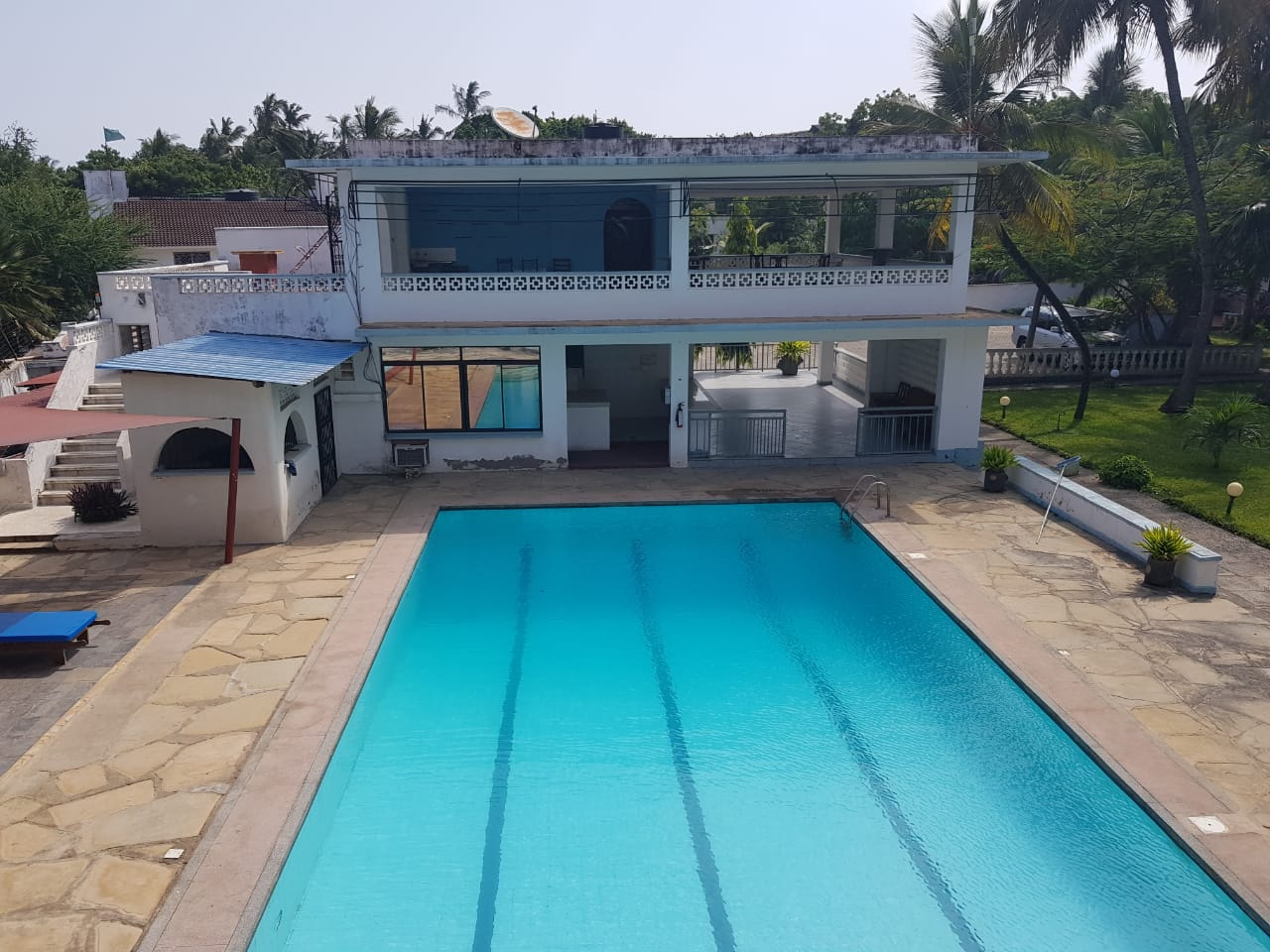 1 bedroom furnished apartments for rent in Nyali-(PARADISE)