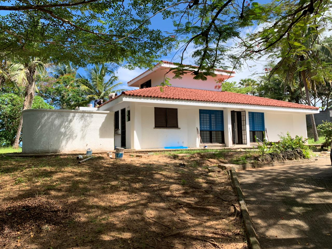 4br house with SQ for rent near Nyali beach hotel