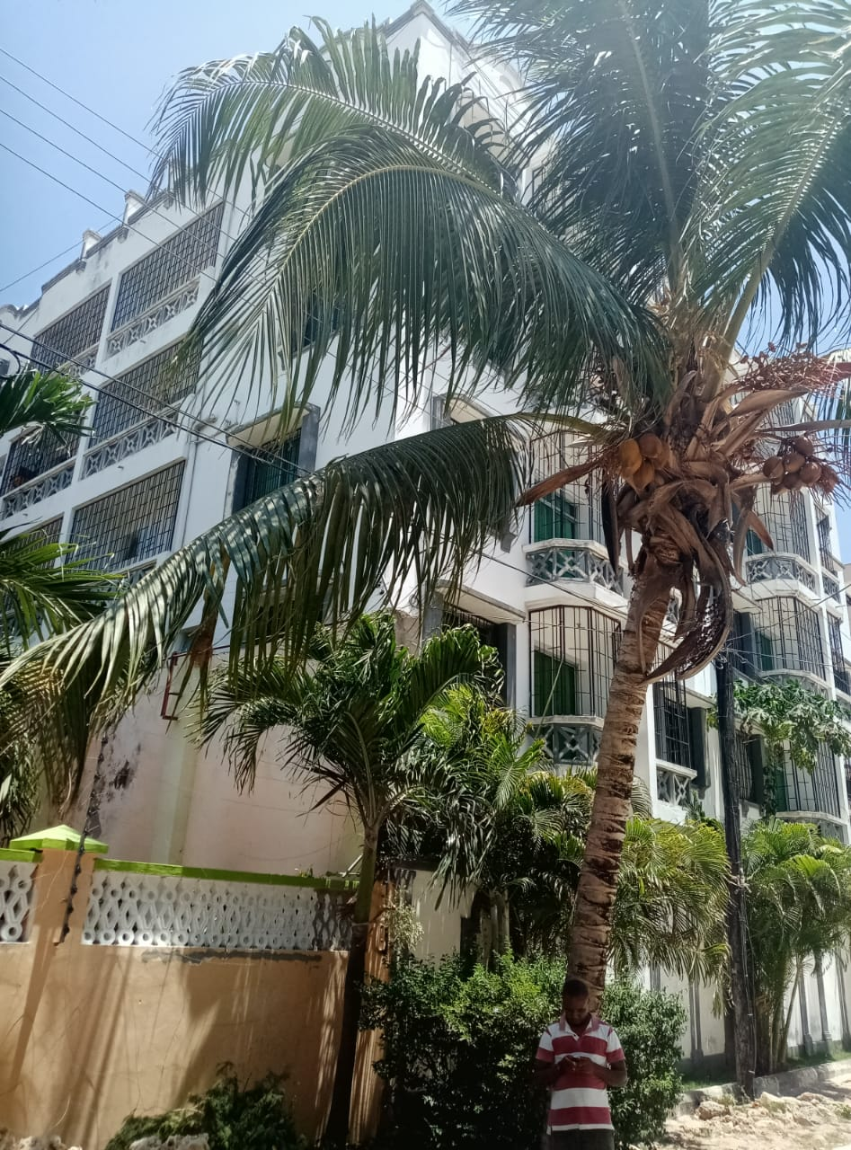 3br duplex apartment for rent in Nyali-A25 Mogadishu.