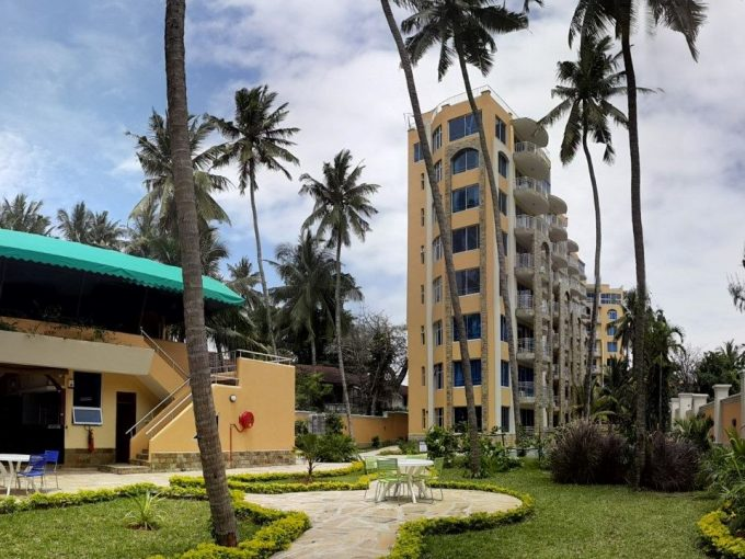2 Bdr Unfurnished Apartment for rent in Bamburi- Lido Beach Apartments