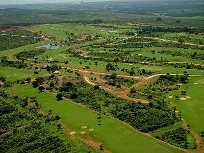 0.5 Acre footprint plots For Sale inside Vipingo Ridge Golf