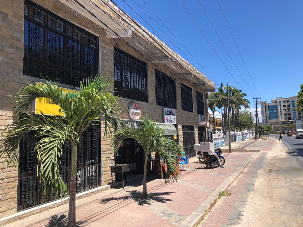 Shop for rent in Nyali.