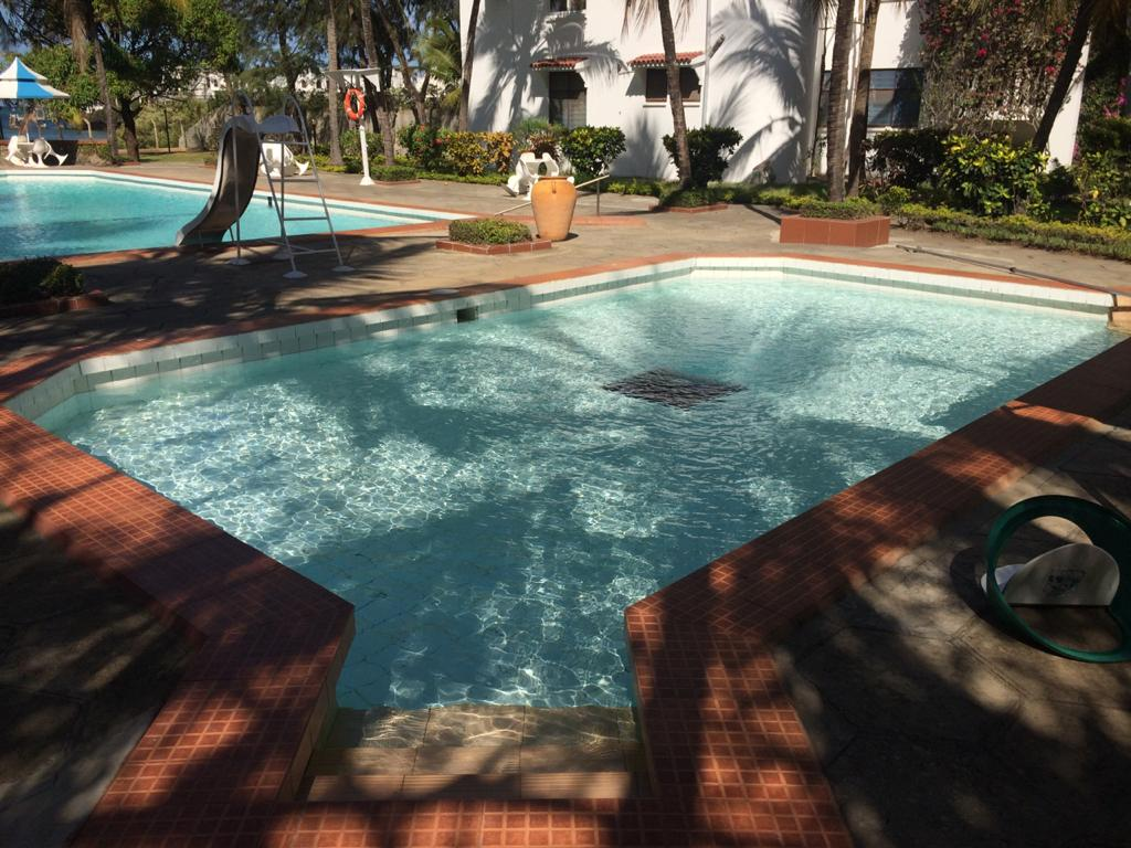 2br Ocean Front Apartment For Rent In Nyali.