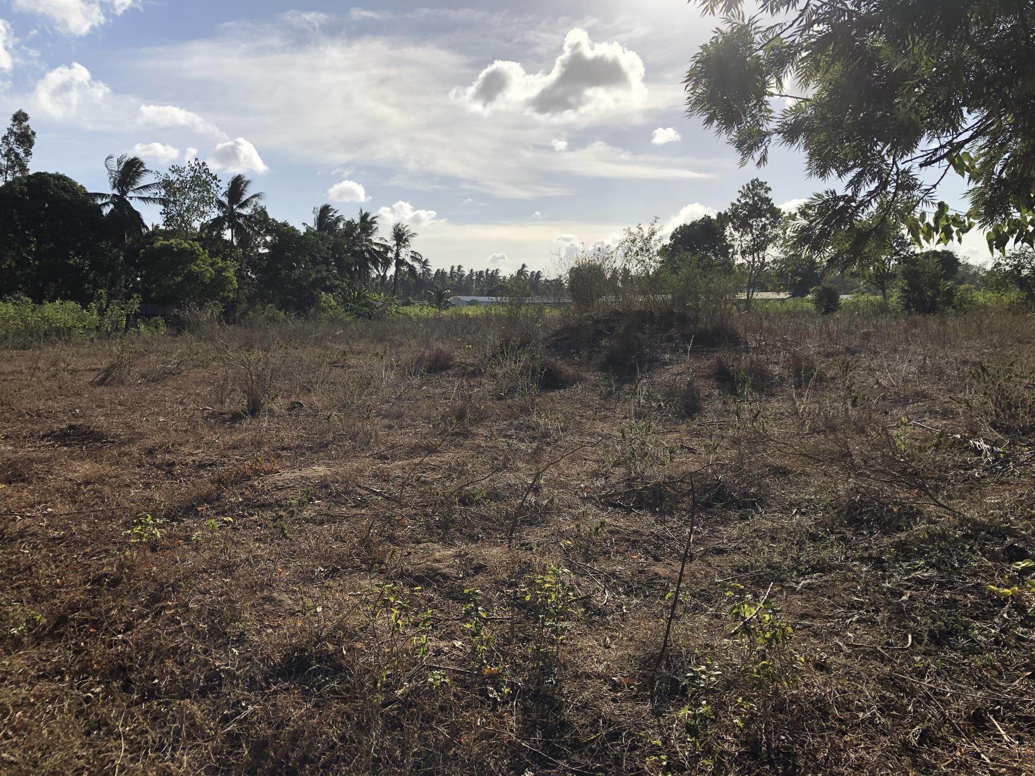 0.9 acre for sale in Kikambala Kadzengo