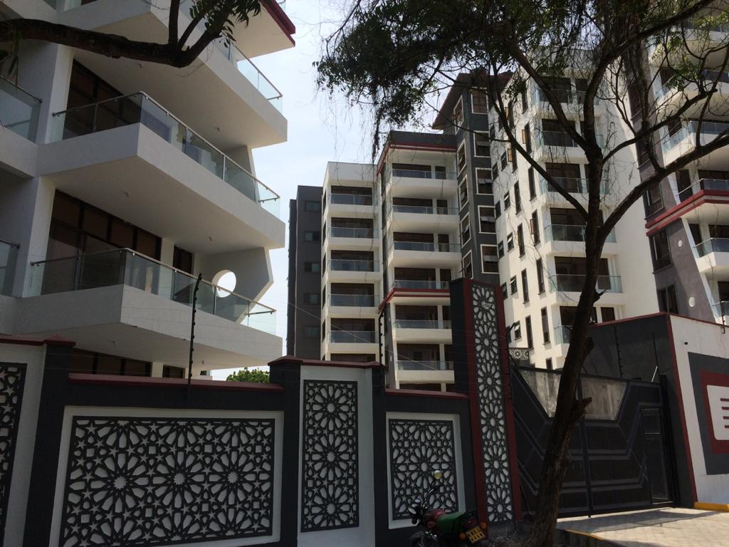 4br modern apartment for rent in Nyali- Manara Apartments.
