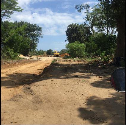 1/8 acre for sale in Kikambala along Malindi highway