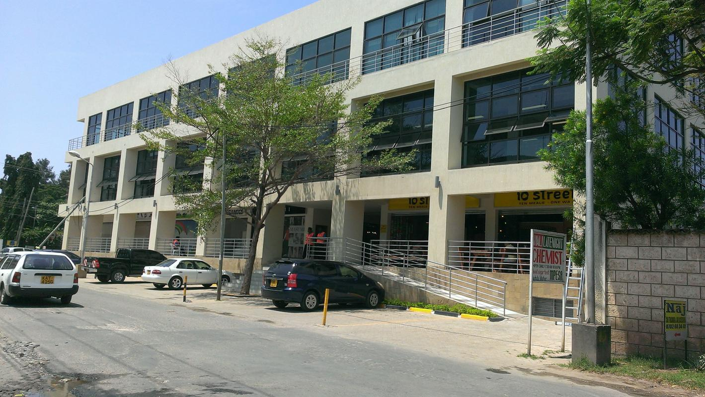 Office space available for Rent in Nyali next to City Mall