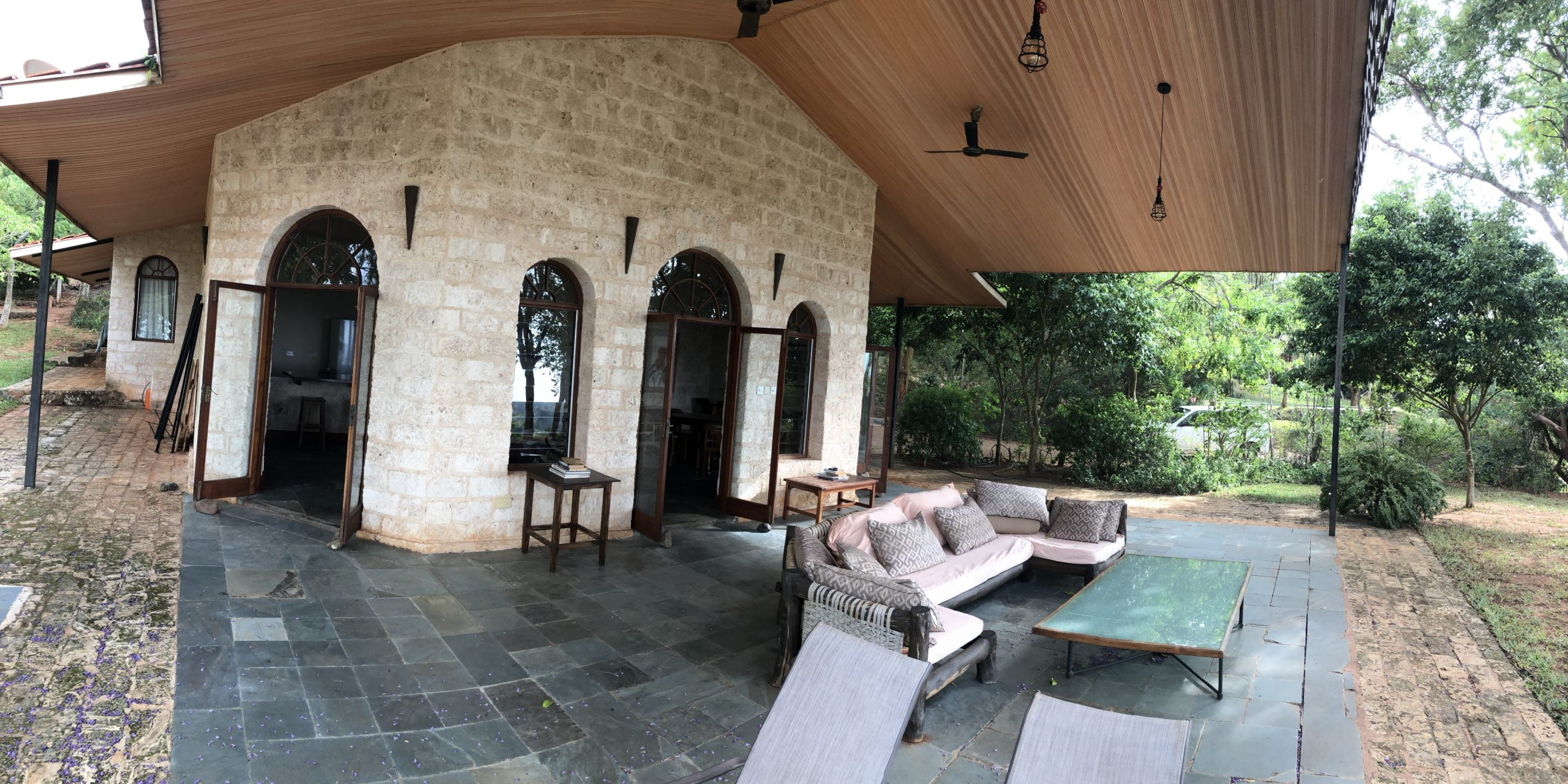 3br villa with two SQ rooms for rent in Vipingo Ridge
