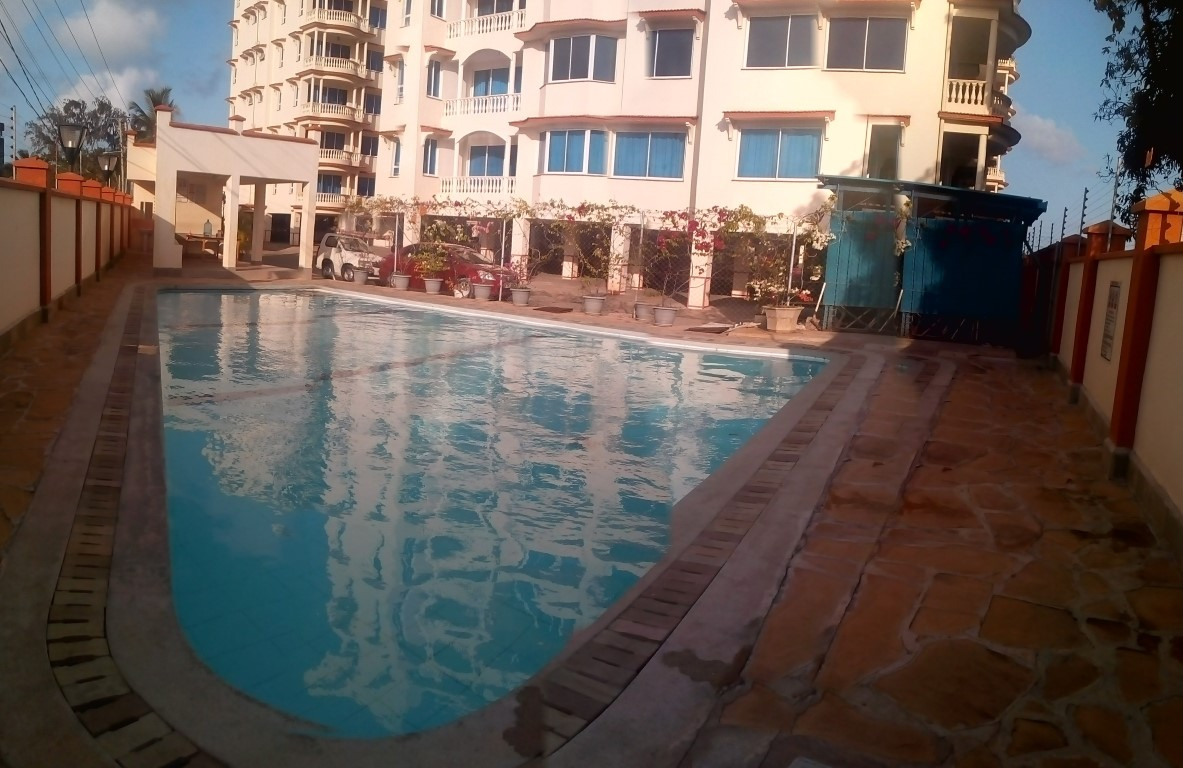 2br fully furnished apartment for rent in Nyali – Royal apartment