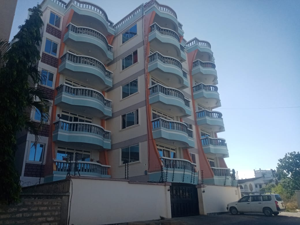 3br Sparta Apartment for Rent in Nyali
