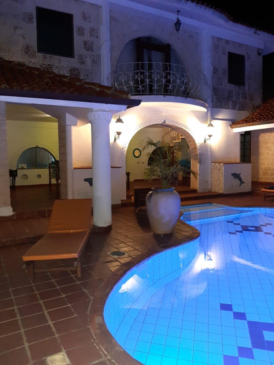 Wonderful house with swimming pool for sale in Kilifi Bofa